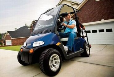 Your Golf Cart Could Jeopardize Your Driver's License